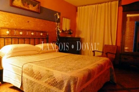 Herreros. Soria Hotel rural con encanto en venta.