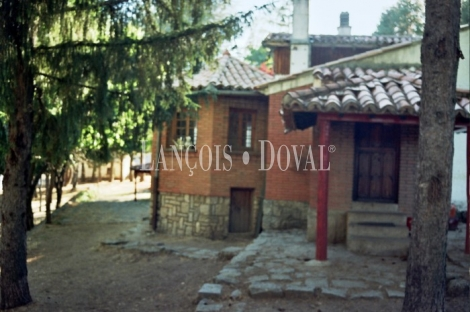 Ávila. Sierra de Gredos. Castilla León. Finca en venta.
