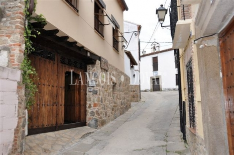 Oropesa. Toledo. Casa rural en venta.