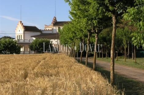 Horta D´Avinyó. Bages. Barcelona.