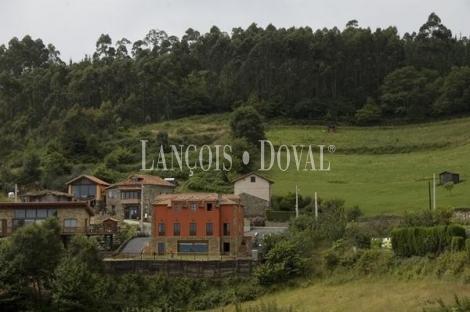 Somao. Asturias. Hotel rural con encanto en venta.