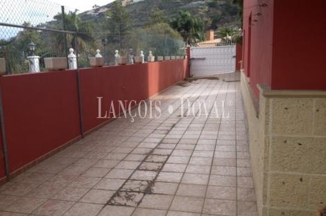 La Orotava. Urb. Villas del Pinalito. Tenerife. Chalet en Venta.