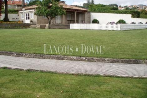 Panxón Nigrán. Pontevedra. Chalet de prestigio en venta.