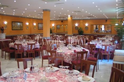 La Rinconada. Sevilla. Restaurante eventos y celebraciones en venta.
