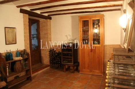 Chalet casa rustica finca en venta castalla alicante - Casa rustica valencia ...