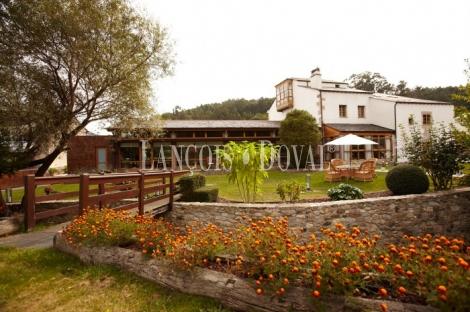 Hotel con encanto casa rural en venta viveiro lugo galicia - Hotel con encanto galicia ...