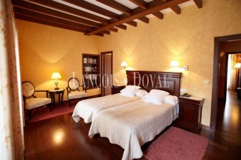 Viveiro. Lugo. Hotel con encanto en venta.