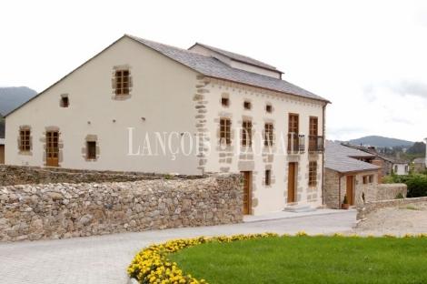 Hotel con encanto casa rural en venta viveiro lugo galicia - Casa rural con encanto galicia ...