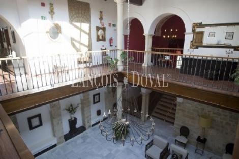 Úbeda. Jaén. Hotel con encanto y restaurante en venta.
