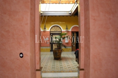 Puerto Real. Cadiz Casa señorial en venta. Ideal hotel con encanto.