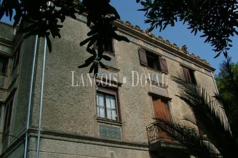 Castro Urdiales. Cantabria. Casa señorial en venta.