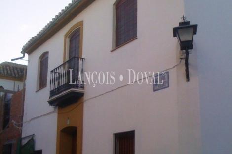 Casa rural de pueblo en venta cantillana sevilla for Alquiler de casas en cantillana sevilla