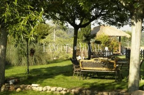 El Milà. Tarragona. Casa rural y finca en venta