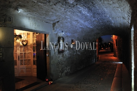 Baix Empordá. Girona. Hotel con encanto en venta.