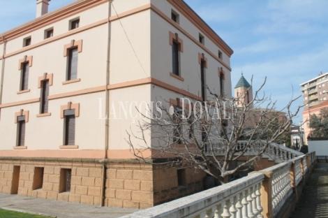 Monzón. Huesca. Aragón. Casa señorial en venta.