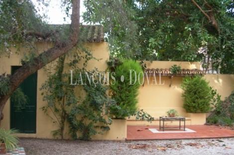 Málaga. Casa señorial en venta.