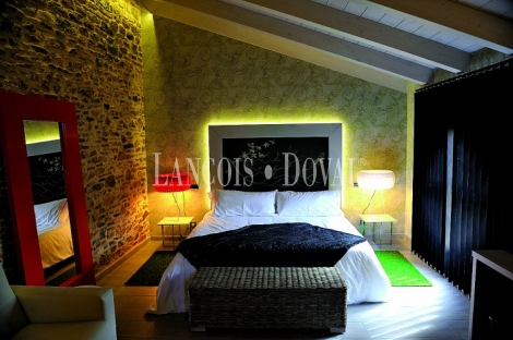 Mosqueruela. Teruel. Hotel con encanto restaurante en venta.