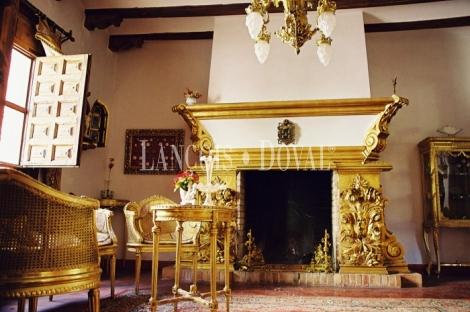 palacio en venta rubielos de mora