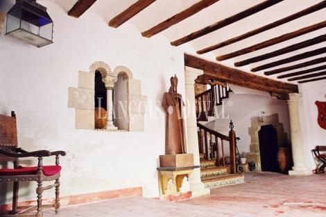 Casa Palacio en venta. Rubielos de Mora. Teruel. Aragón