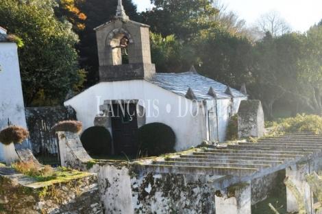 Pazo en venta. Santa Marta de Ortigueira. A Coruña