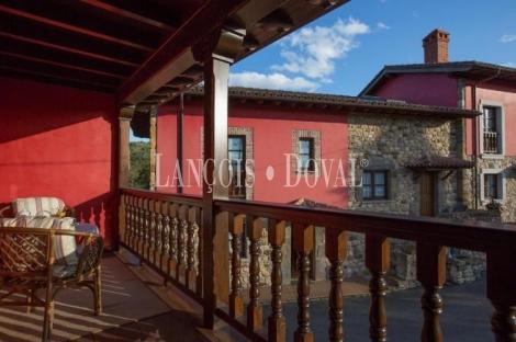 Casas rurales en venta. Asturias