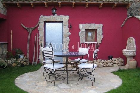 Cuenca. Casa rural en venta. Garaballa