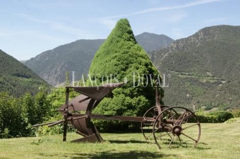 Casa en venta. Tírvia. Llavorsí. Pallars Sobirà. Lleida