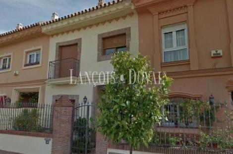 Fuengirola. Chalet alto standing en venta. Costa del Sol. Málaga.