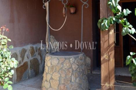Salamanca. Casa rural en venta. Palencia de Negrilla.