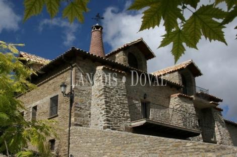 Bag s jaca casa rural en venta pirineo aragon s - Casas del pirineo ...