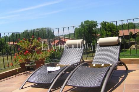 León. Hotel rural Spa en venta. Secarejo. Cimanes del Tejar.