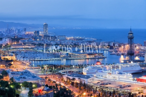 Barcelona centro. Hotel en venta.