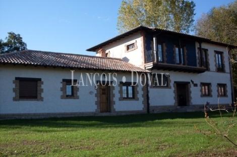 Casa rural molino en venta Villavante. Santa Marina del Rey. León