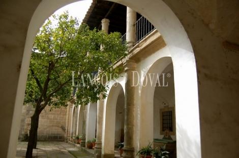 Casa Palacio en venta. Coria. Cáceres. Extremadura.