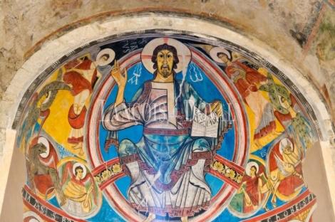 Monasterios románicos en el Pirineo de Lleida
