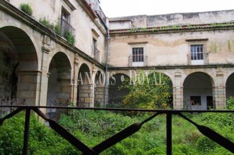 Trujillo. Convento en venta ideal hotel con encanto. Cáceres. Extremadura.