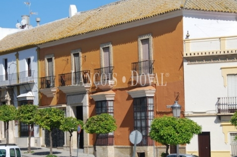 venta de casas palacio en andalucia