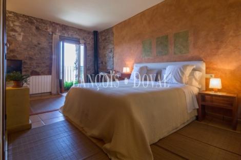 Hotel con encanto casa rural en venta Vilafamés. Castellón.