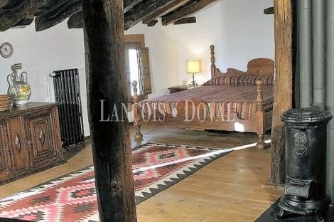 Casa rural en venta. La Alcarria .Romanones. Guadalajara.