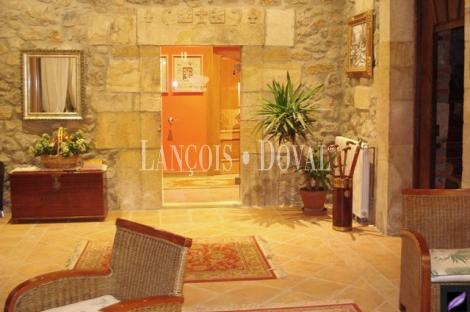 Cantabria. Hotel palacio con encanto en venta. Santander. San Felices de Buelna.