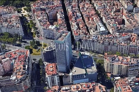 Francesc Macià. Diagonal. Pisos en venta con licencia turística. Barcelona