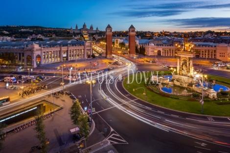 Barcelona. Edificio turístico en rentabilidad en venta
