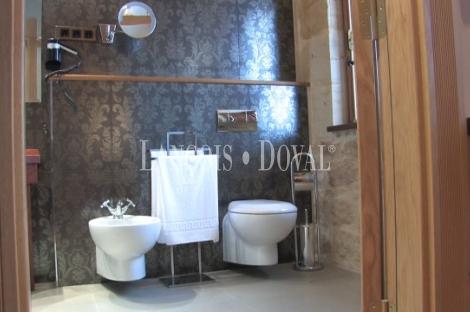 Cantabria. Casa palacio en venta. Hotel con encanto. Beranga. Hazas de Cesto