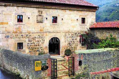Hotel con encanto en venta antigua casa palacio ab ndames asturias lan ois doval - Casas con encanto asturias ...