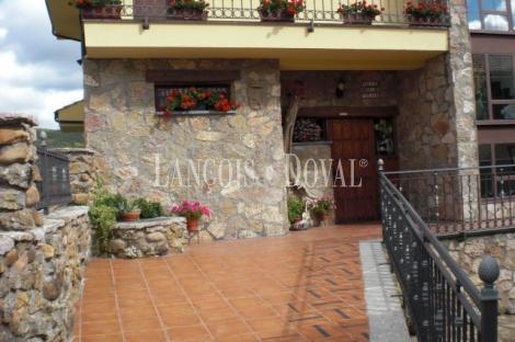 León. Hotel rural en venta. Taranilla. Valderrueda. Riaño.
