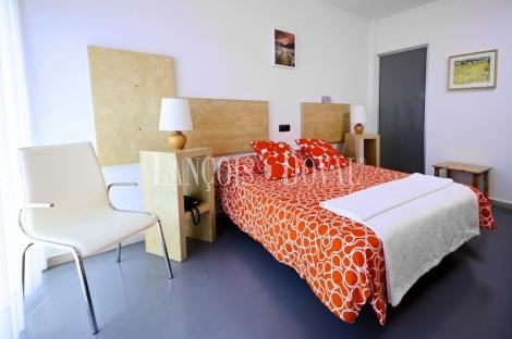 Asturias. Venta Hotel con encanto y restaurante. Comarca de la Sidra. Cabranes.