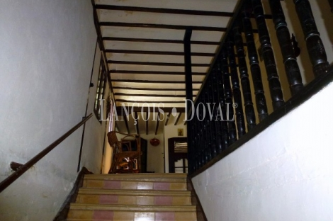 Almagro. Casa señorial en venta. Ciudad Real.