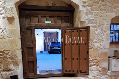 Burgos. Palacio Hotel con encanto en venta o alquiler. Merindad de Valdivielso.