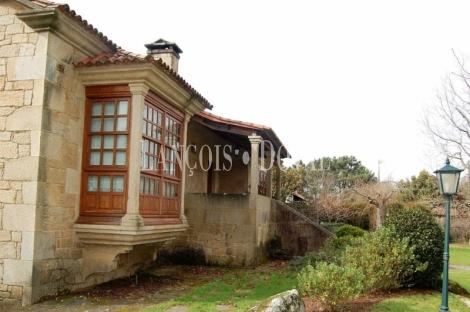 Santiago de Compostela. Casa señorial en venta. A Coruña propiedades singulares.