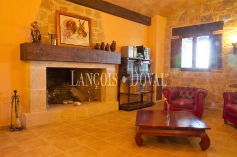 El Matarraña. Casa rural en venta. Hotel con encanto. Arens de Lledó. Teruel.